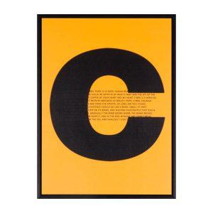 CUADRO LIAM 30 x 40 cm
