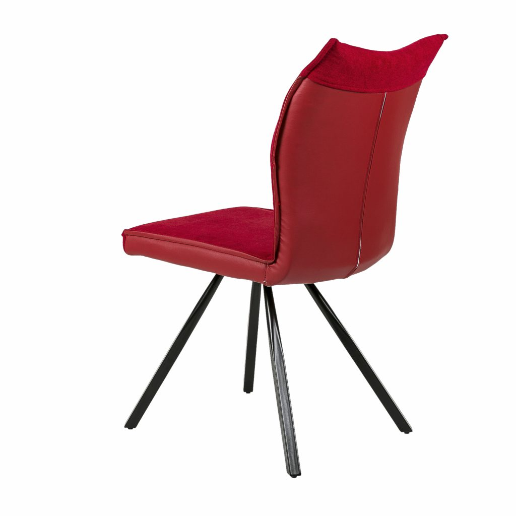SILLA FAITH ROJO