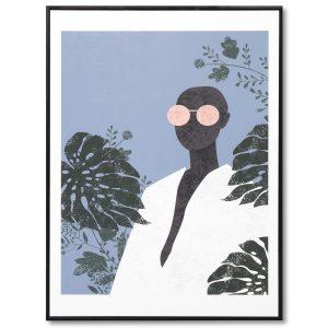 CUADRO BLACKY1 60 x 80 cm