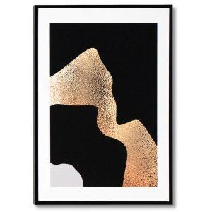 CUADRO GOLDEN SAND 30 x 40 cm